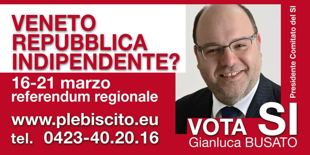 Referendum indipendenza del Veneto