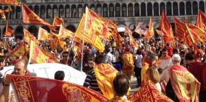 indipendentisti-veneti-sfilano-a-venezia-piazza-san-marco