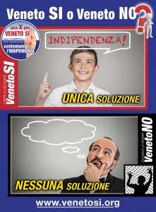 Veneto SI o Veneto NO?